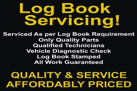 Logbook Service Melbourne
